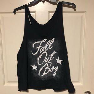Fall Out Boy Tank Top